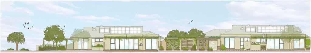 Josh's House - Landscape Plans