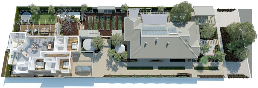 Home Design Ecological Ideas: About The Project